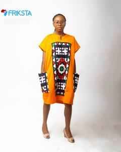 Adora African Print